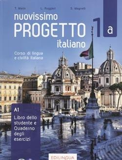 NUOVISSIMO PROGETTO ITALIANO 1Α ELEMENTARE STUDENTE ED ESERCIZI (+ CD + DVD-ROM)