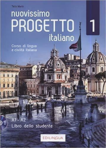 NUOVISSIMO PROGETTO ITALIANO 1 ELEMENTARE STUDENTE (+DVD)