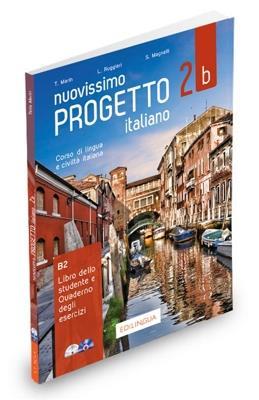 NUOVISS. PROGETTO ITALIANO 2Β ELEMENTARE STUDENTE  ESERCIZI (CDDVD-R.)