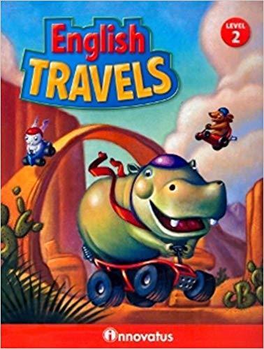 ENGLISH TRAVELS 2 SB (+ 2 CD)