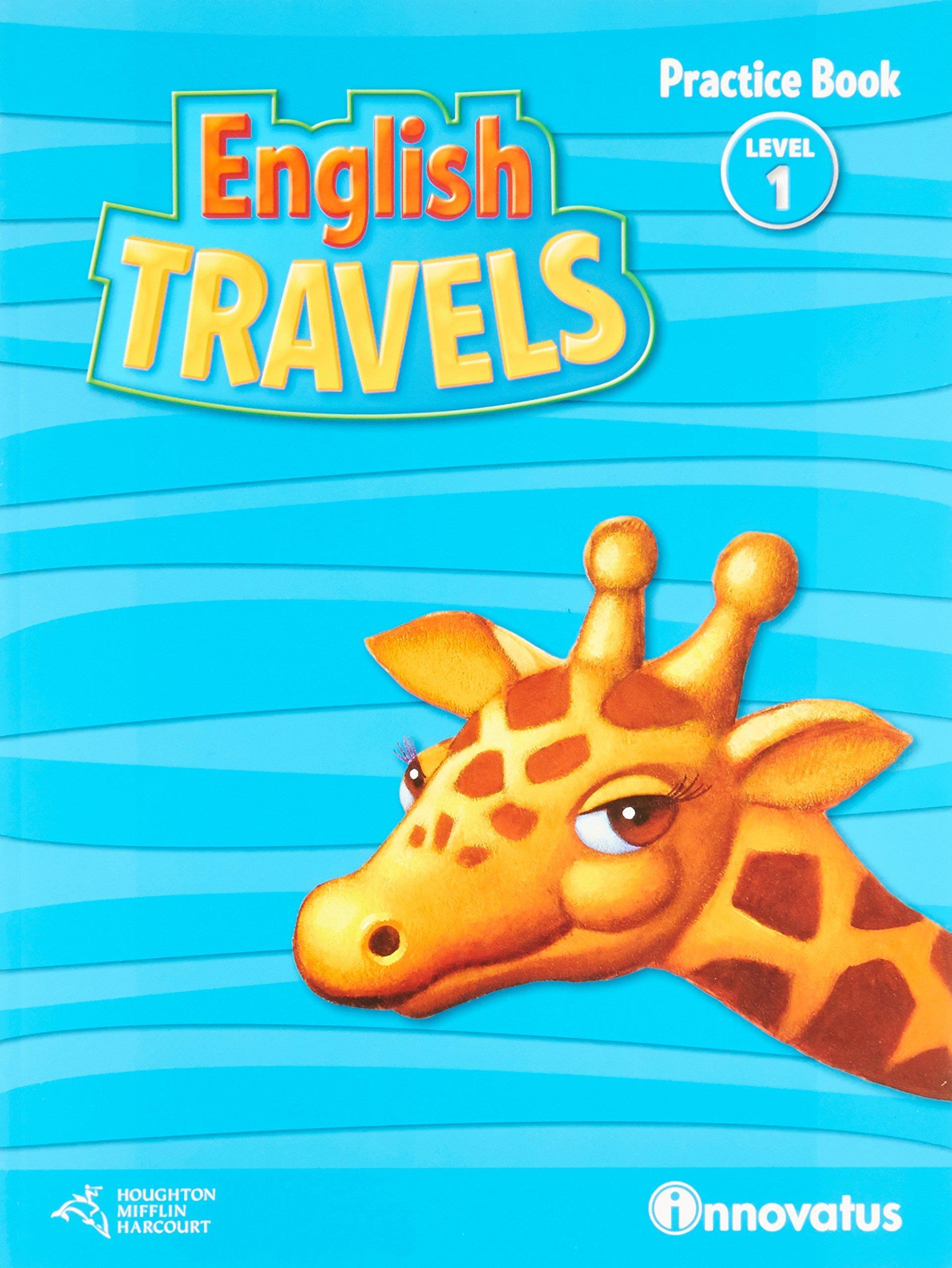 ENGLISH TRAVELS 1 WB