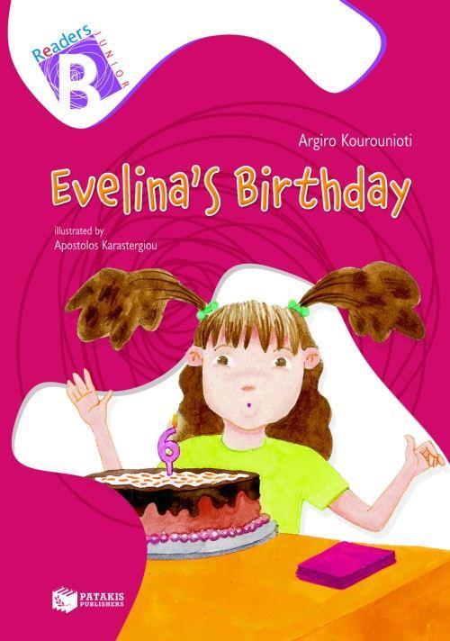 READERS JUNIOR B: EVELINAS BIRTHDAY