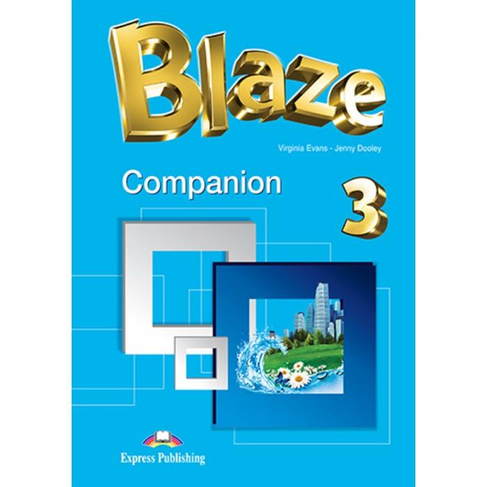 BLAZE 3 COMPANION