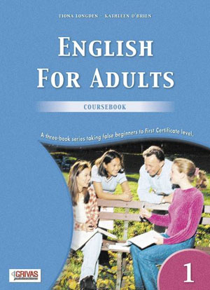 ENGLISH FOR ADULTS 1 SB