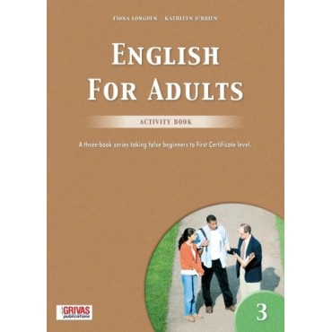 ENGLISH FOR ADULTS 3 WB
