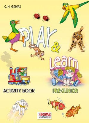 PLAY & LEARN PRE-JUNIOR WB