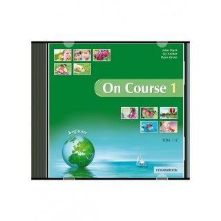 ON COURSE 1 BEGINNER CD CLASS