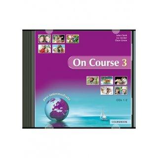 ON COURSE 3 PRE-INTERMEDIATE CD CLASS