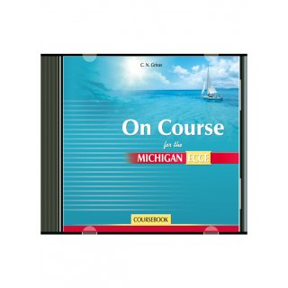 ON COURSE MICHIGAN ECCE CD CLASS