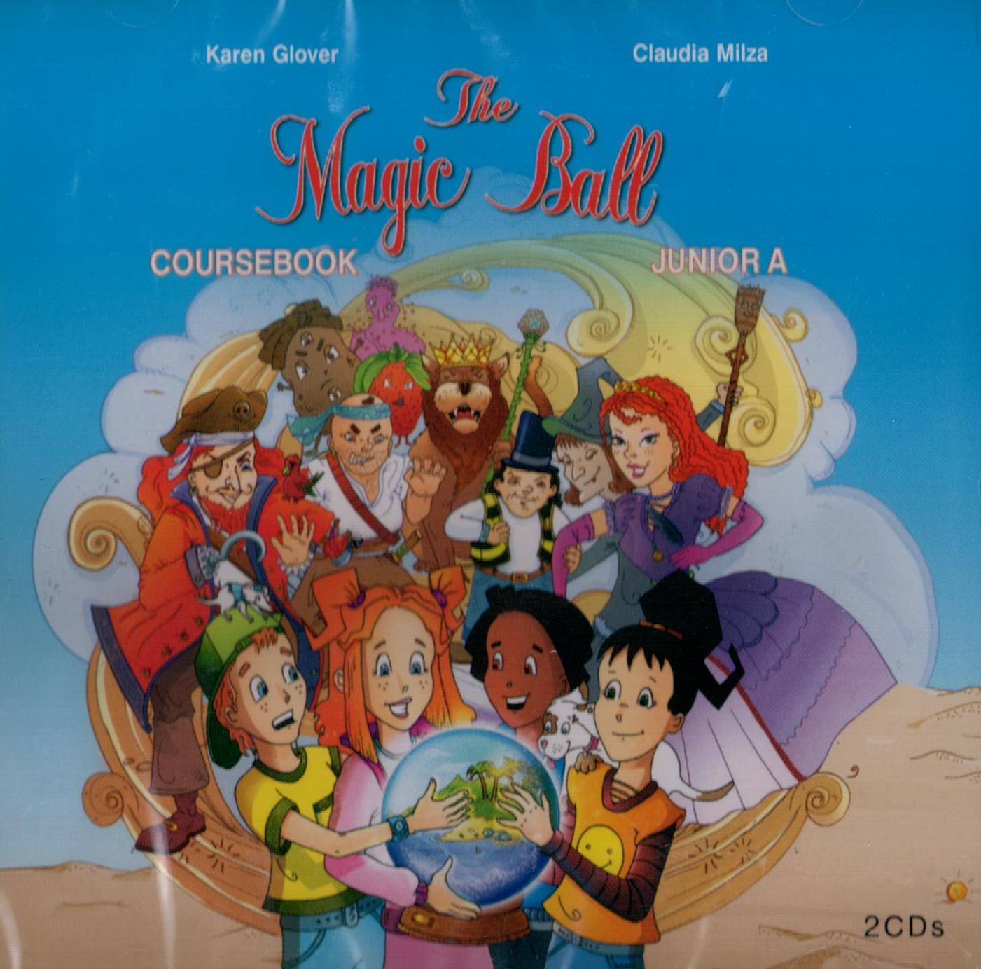 MAGIC BALL JUNIOR B CD CLASS