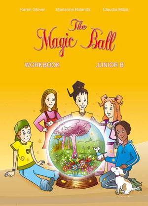 MAGIC BALL JUNIOR B WB