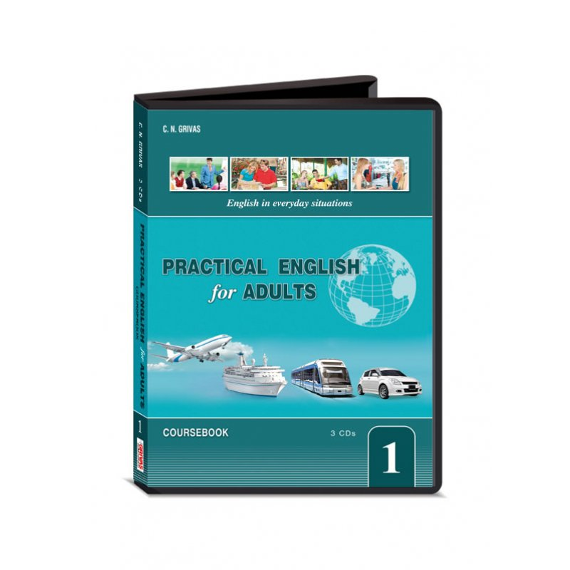 PRACTICAL ENGLISH FOR ADULTS 1 CD CLASS (3)