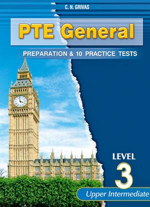 PTE GENERAL LEVEL 3 PREPARATION & 10 PRACTICE TESTS SB