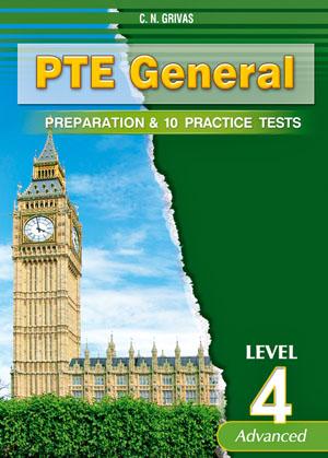 PTE GENERAL LEVEL 4 PREPARATION & 10 PRACTICE TESTS SB