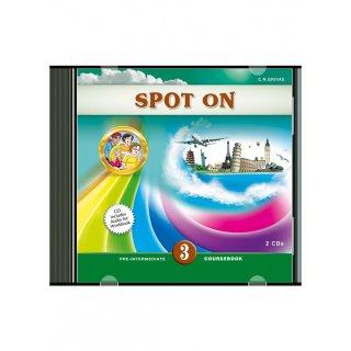 SPOT ON 3 PRE-INTERMEDIATE CD CLASS (2)