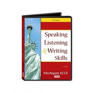 SPEAKING LISTENING & WRITING SKILLS ECCE CD CLASS 2013 N E
