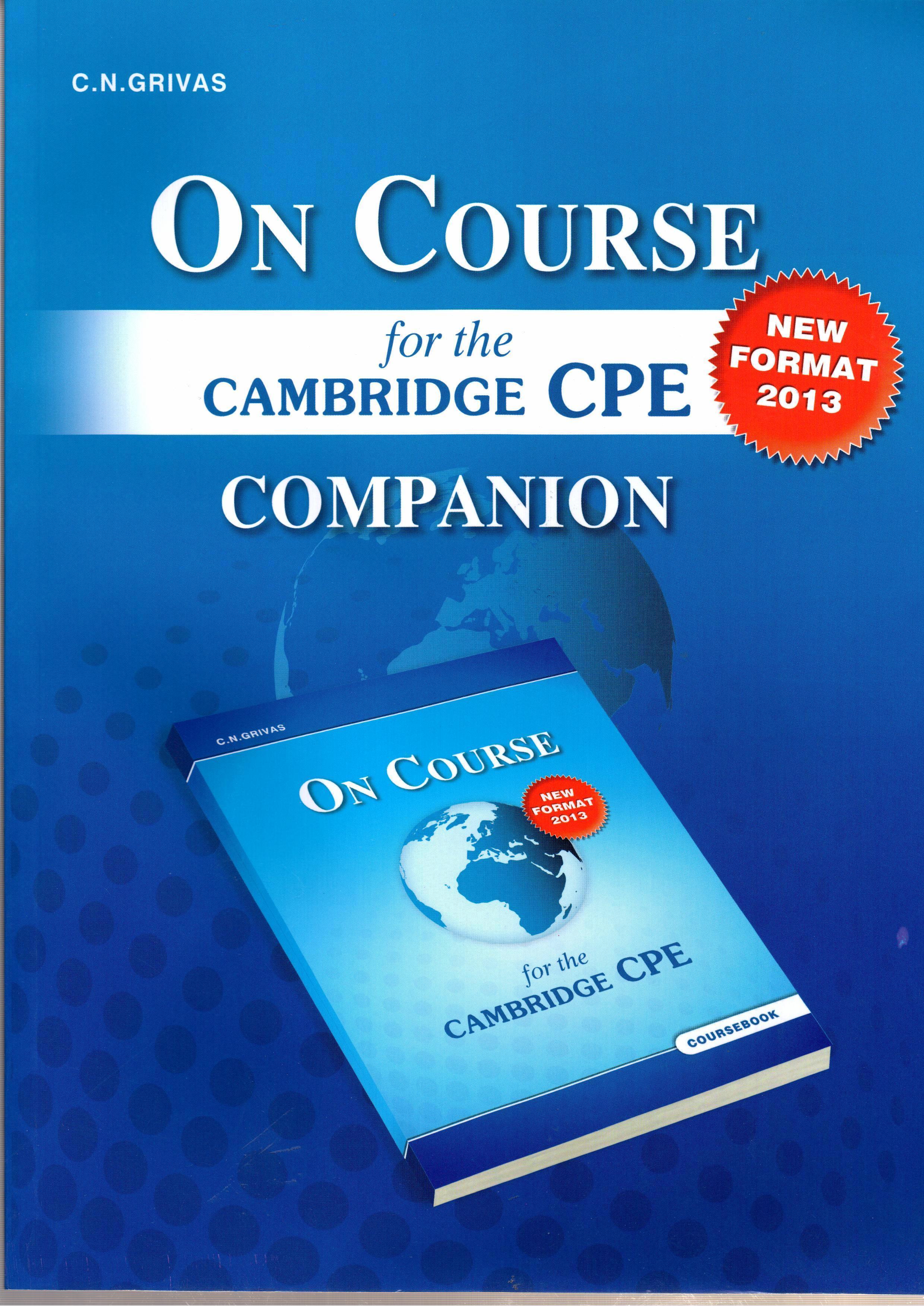 ON COURSE CPE COMPANION N E