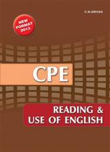 CPE READING & USE OF ENGLISH COMPANION 2013 N E