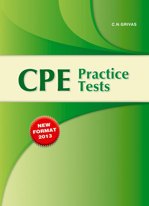 CPE PRACTICE TESTS SB FORMAT 2013 N E
