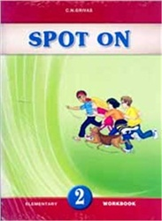 SPOT ON 2 ELEMENTARY WB & COMPANION