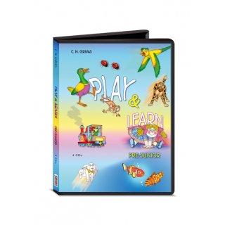 PLAY & LEARN PRE-JUNIOR CD CLASS (4)