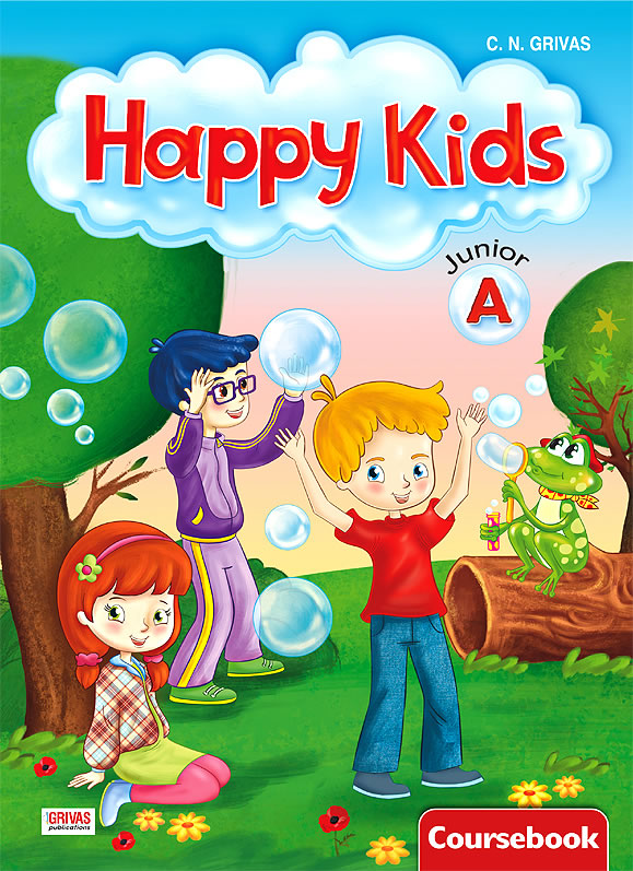 HAPPY KIDS JUNIOR A SB (+ STARTER BOOK)