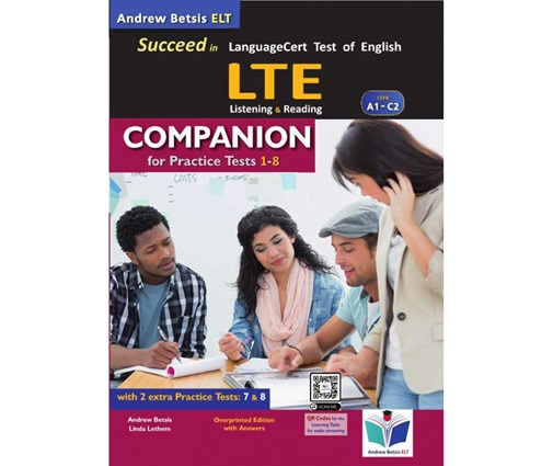 SUCCEED IN LANGUAGECERT LTE A1-C2 TCHRS COMPANION (TESTS 7-8)
