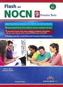 FLASH ON NOCN B2 9 PRACTICE TESTS SB 2017
