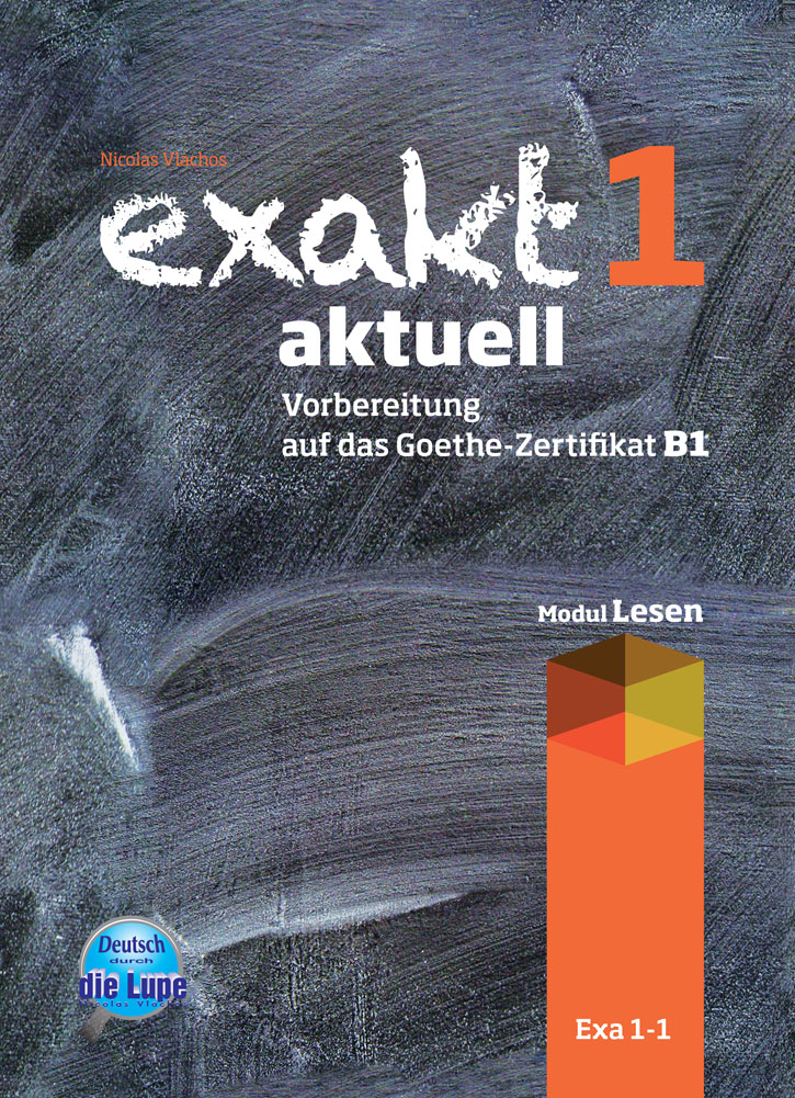 EXAKT AKTUELL 1-1 KURSBUCH (LESEN)