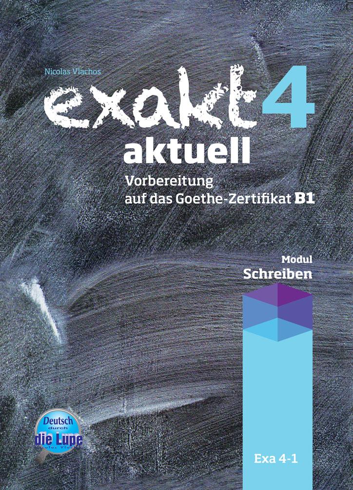 EXAKT AKTUELL 4 KURSBUCH SCHREIBEN
