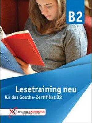 LESETRAINING B2 GLOSSAR NEU