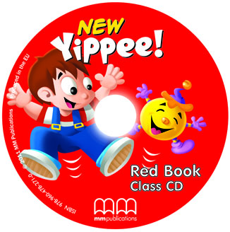 YIPPEE RED BOOK CD CLASS
