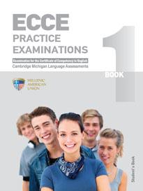 ECCE PRACTICE EXAMINATIONS 1 SB 2013 N E