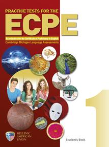PRACTICE TESTS 1 ECPE SB 2014