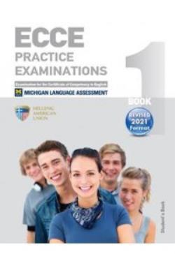 ECCE PRACTICE EXAMINATIONS 1 SB REVISED FORMAT 2021
