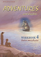 ADVENTURES WITH ENGLISH 4 INTERMEDIATE WB