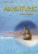 ADVENTURES WITH ENGLISH 4 INTERMEDIATE TEST