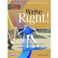 WRITE RIGHT D CLASS SB