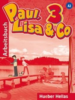 PAUL, LISA  CO 3 ARBEITSBUCH