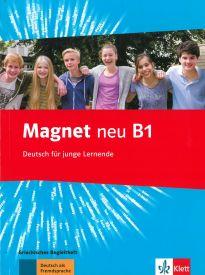 MAGNET B1 GRIECHISCHES BEGLEITHEFT NEU