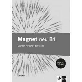 MAGNET B1 LEHRERHANDBUCH NEU