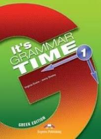 IT S GRAMMAR TIME 1 SB GREEK (+ DIGIBOOKS APP)