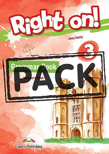 RIGHT ON ! 3 GRAMMAR GREEK EDITION (+ DIGIBOOKS APP)
