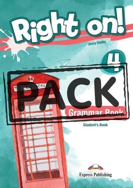 RIGHT ON ! 4 GRAMMAR (+ DIGIBOOKS APP)