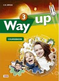 WAY UP 3 SB (+WRITING BOOKLET)