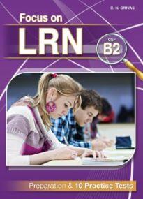 FOCUS ON LRN B2 PREPARATION & 10 PRACTICE TESTS SB (+ GLOSSARY)