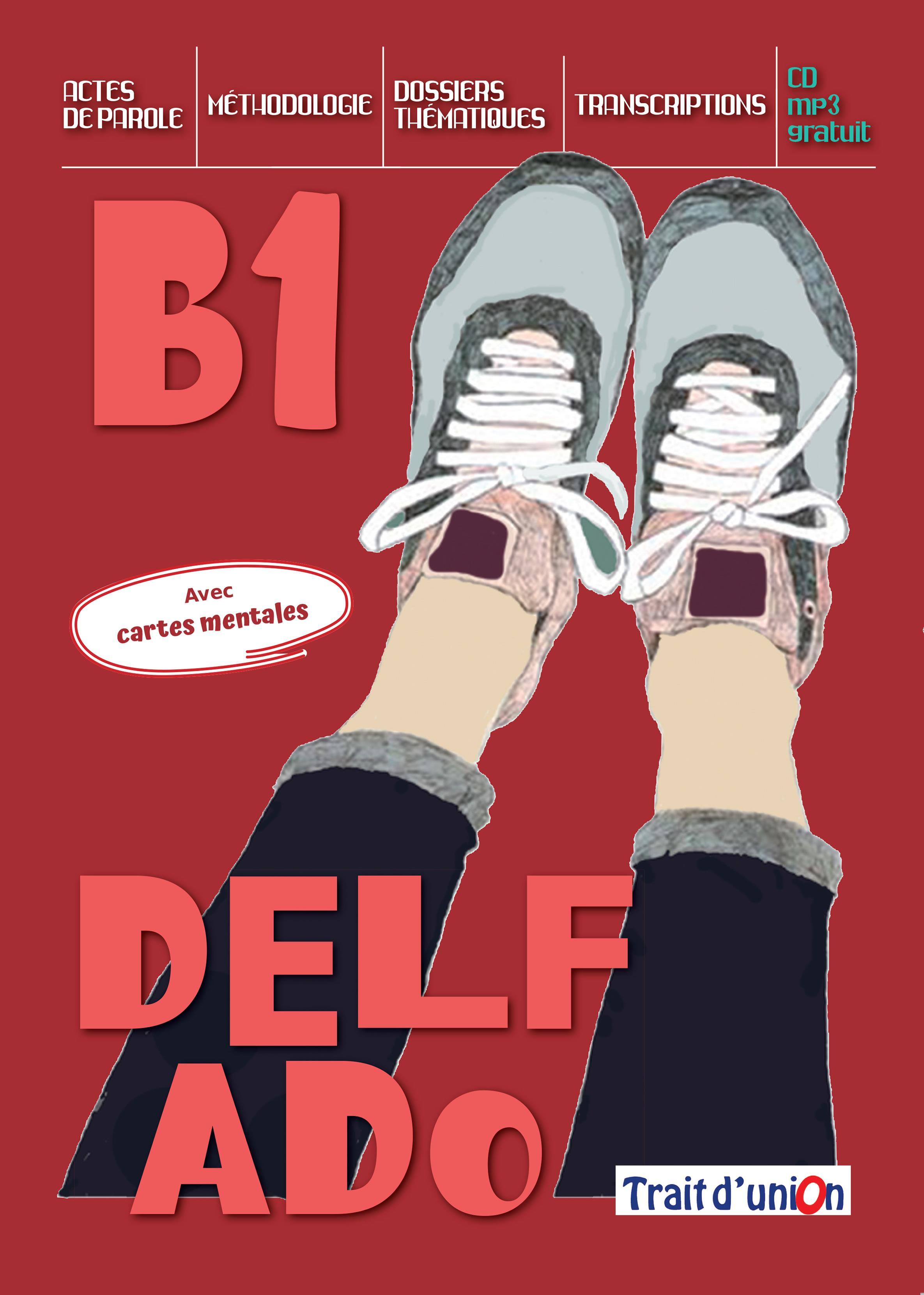 DELF ADO B1 (+CD)