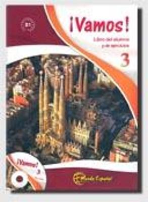 VAMOS 3 ALUMNO (+ CD + EJERCICIOS)