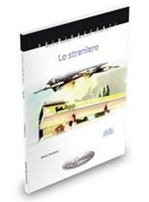 PRC : LO STRANIERO A2  B1 ( AUDIO CD)