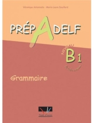PREPADELF B1 GRAMMAIRE